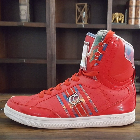 COOGI Shoes   Coogie Australia Mens Red
